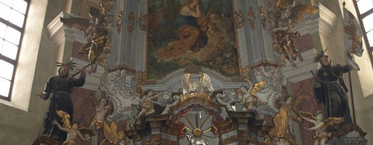 Klášter a kostel sv. Maří Magdaleny a Alžběty, Muzeum Českého lesa - Tachov