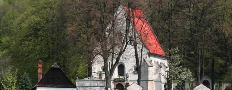 Poutní místo Kostelíček - Hranice