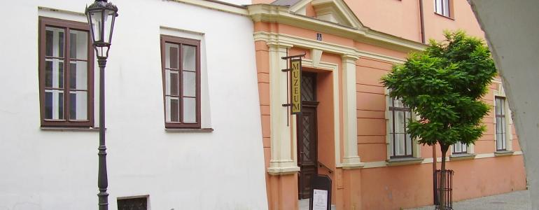 Muzeum (Stará radnice) - Hranice