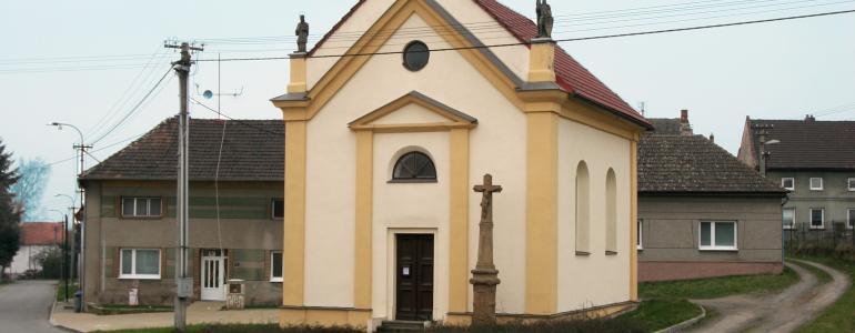 Kaple sv. Josefa ve Slavíči