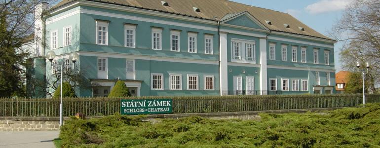 Státní zámek Dačice - NKP