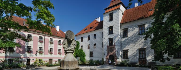 Státní zámek Třeboň - NKP