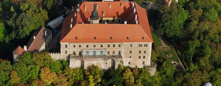 Státní zámek Náměšť nad Oslavou