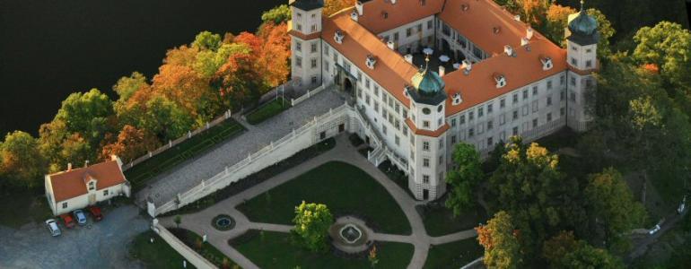 Mníšek pod Brdy - státní zámek