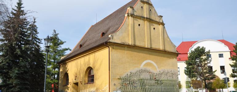 Evangelický kostel - Hranice