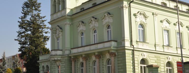 Kunzova vila - městská vila čp. 328