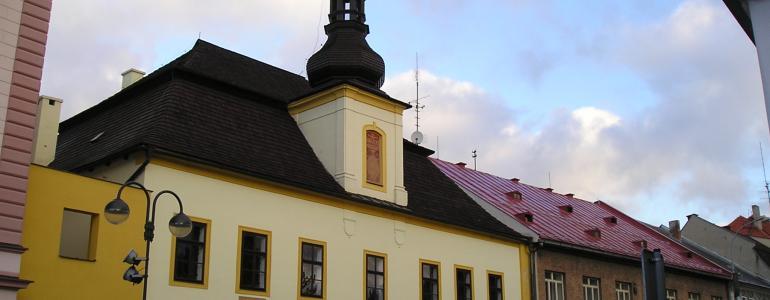 Radnice - Horácké muzeum - Nové Město na Moravě