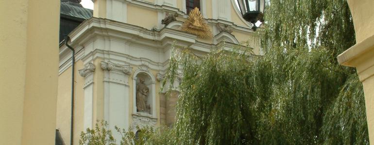 Chrám Nejsvětější Trojice - Fulnek