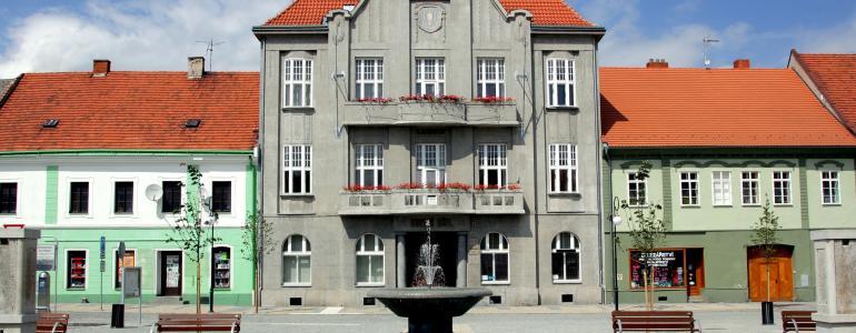 Galerie Ludvíka Kuby v bývalé jezuitské koleji v Březnici