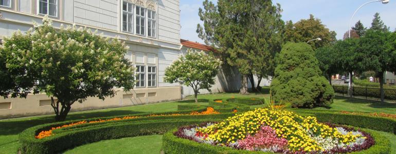 Státní zámek Arcibiskupský zámek a zahrady Kroměříž