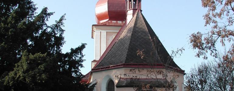 Kostel sv. Jakuba - Jaroměř
