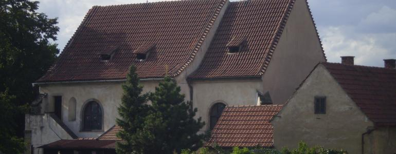 Kostel sv. Vavřince - Brandýs n/L.