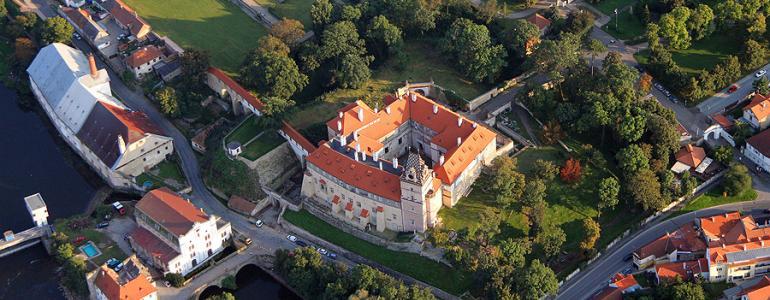 Zámek - Brandýs nad Labem