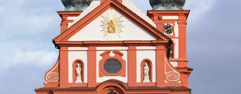 Kostel Nanebevzetí Panny Marie - Stará Boleslav
