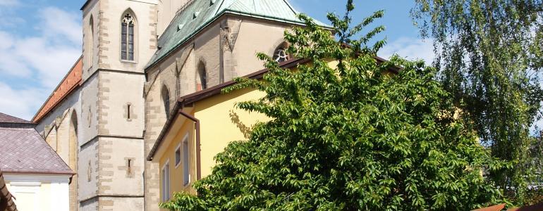 Chrám sv. Mořice - Kroměříž