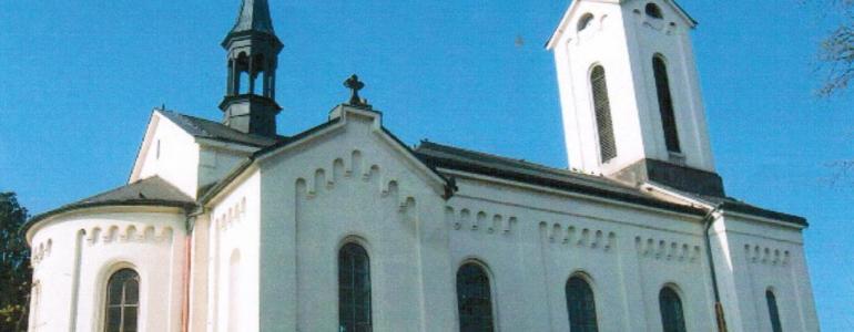 Kostel Stětí sv. Jana Křtitele - Dolní Beřkovice - Vliněves