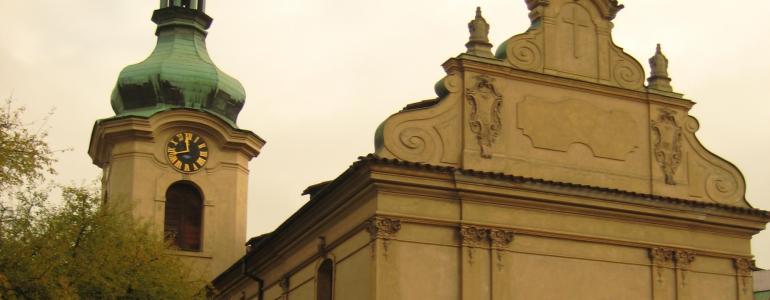 Kostel sv. Mikuláše ve Vršovicích