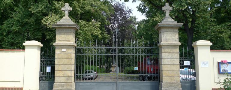 Německý evangelický hřbitov Strašnice