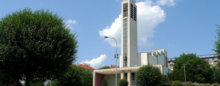 Kostel sv. Václava ve Vršovicích