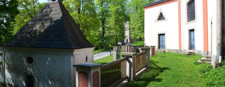 Kostel sv. Trojice - Havlíčkův Brod