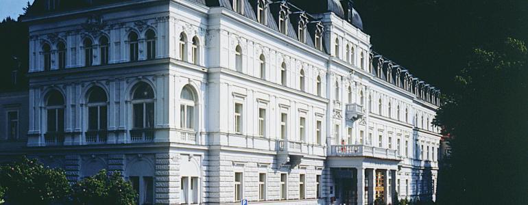 Danubius Health Spa Resort Centrální Lázně ****