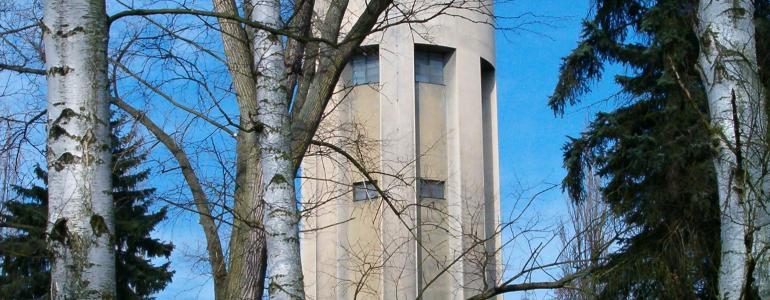 Vodárenská věž - Poděbrady