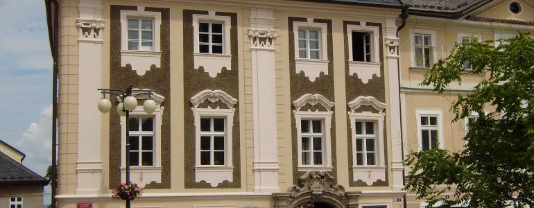 Sankturinovský dům - Kutná Hora