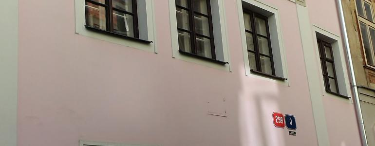 Měšťanský dům 299/3 - Liberec