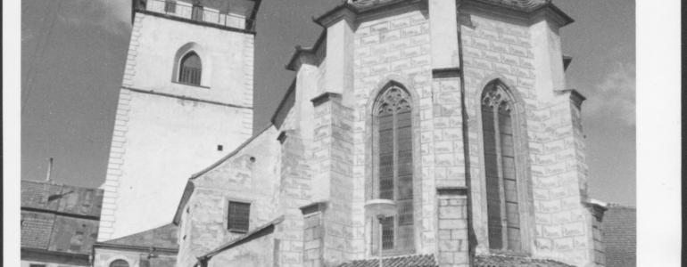 Kostel sv. Bartoloměje - Pelhřimov
