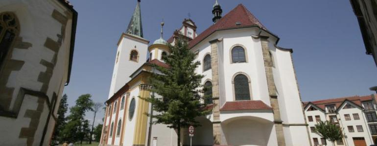 Kostel sv. Marka - Litovel