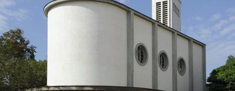 Ambrožův sbor a kostel Církve československé husitské