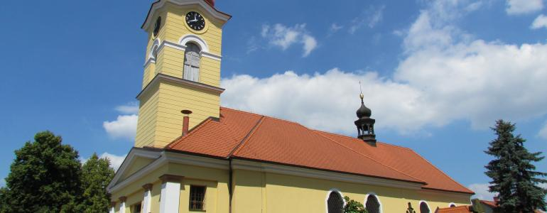 Kostel sv. Pavla, Pouchov