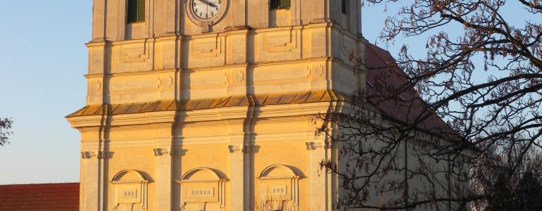 Kostel sv. Anny - Hradec Králové