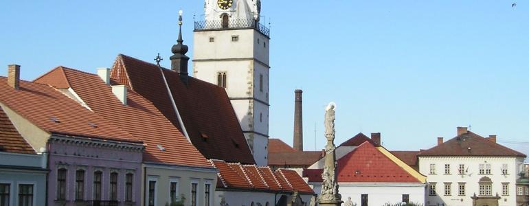 Kostel Nanebevzetí Panny Marie v Ivančicích