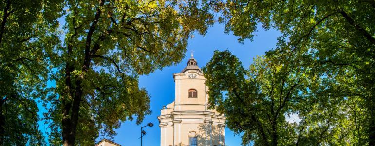 Kostel sv.Bartoloměje - Napajedla