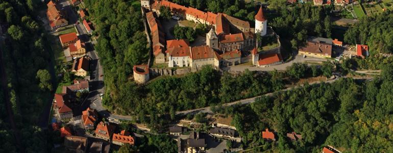 Křivoklát - státní hrad