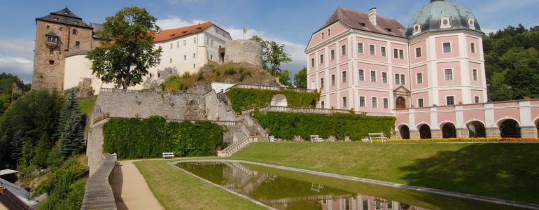 Státní hrad a zámek - Bečov nad Teplou