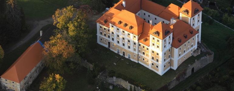 Valeč - státní zámek