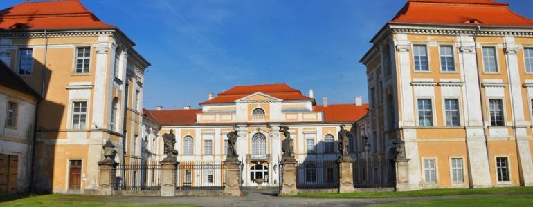 Duchcov - státní zámek