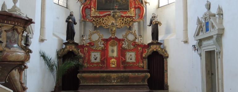 Klášterní kostel Nejsvětější Trojice - Slaný