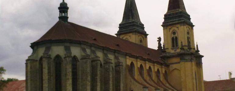 Kostel narození Panny Marie, Augustiniánský klášter
