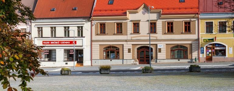 Radnice - Chotěboř