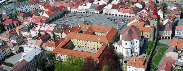 Valdštejnský zámek - Jičín