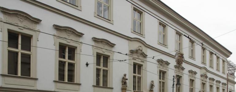 Palác Thurn -Taxisů - Praha 1