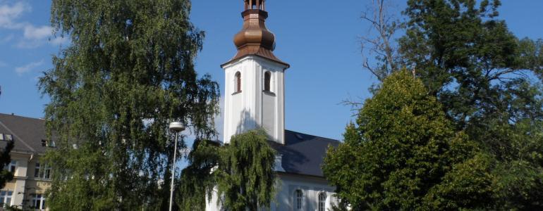 Kostel sv. Marka - Karviná