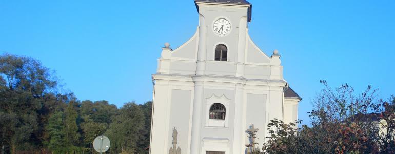 Kostel sv. Petra z Alkantary - Karviná
