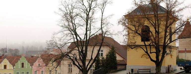 Zvonice - Horšovský Týn