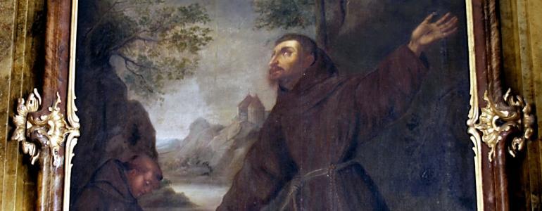 Kostel sv. Františka z Assisi - Votice