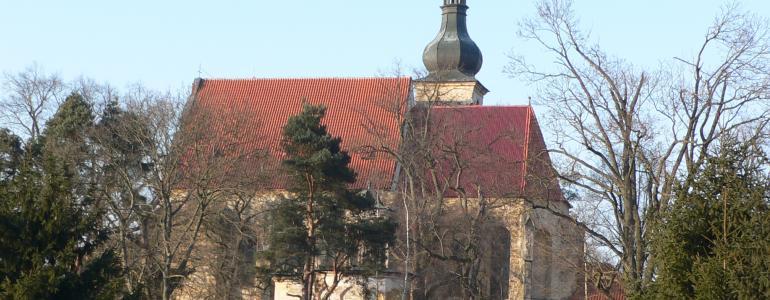 Kostel sv. Anny u Horšovského Týna