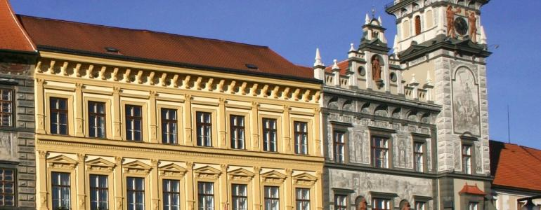 Nová radnice - Prachatice